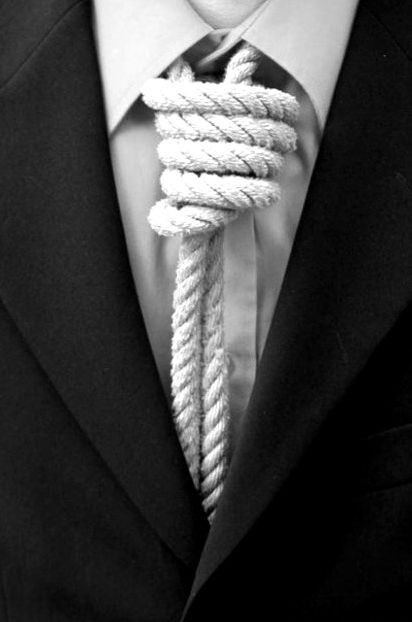 Noose Tie - Designer Unknown - DYI