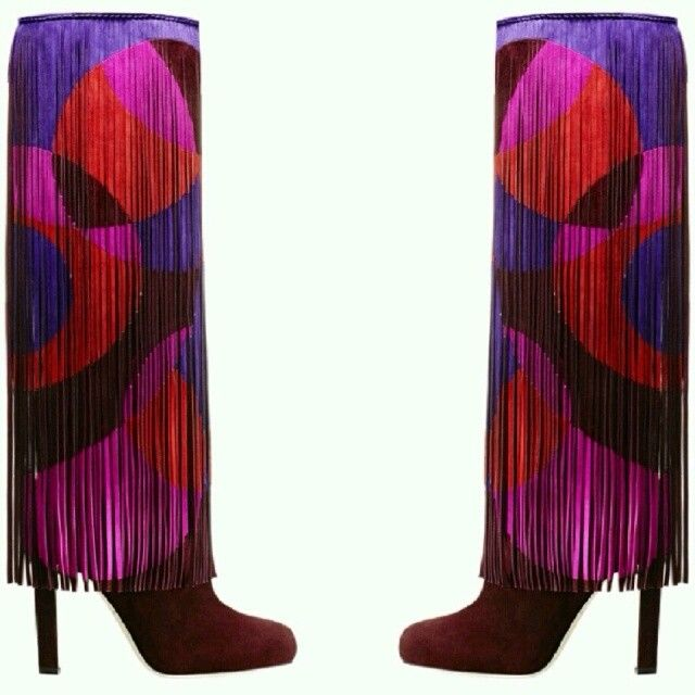 """Lindy"" Boot by Brian Atwood"