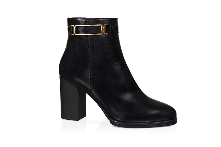 Classic Ankle Boots by Tod's